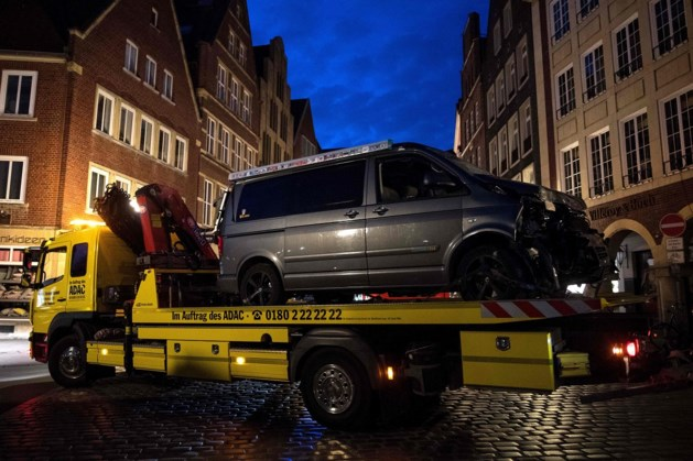Twee Nederlandse gewonden onder slachtoffers aanslag Münster