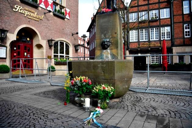 Dader aanslag Münster was bekende van de politie