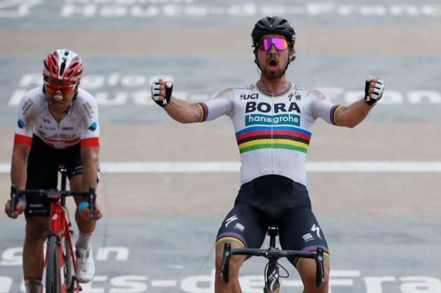 Niki Terpstra kan leven met podiumplaats in Parijs-Roubaix