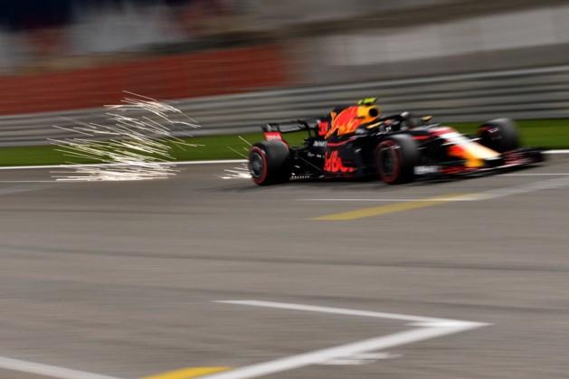 Verstappen na vijf ronden al uitgevallen in Bahrein