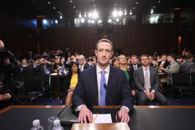 Mark Zuckerberg komt naar Europees parlement om zich te verantwoorden