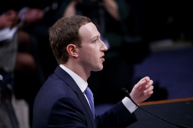 Gesprek Zuckerberg bij Europees Parlement toch openbaar