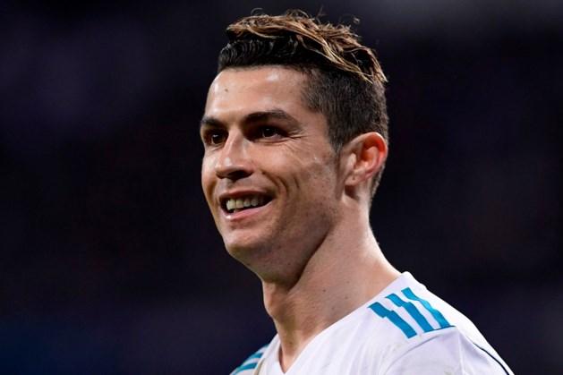 'Spoedoverleg over Ronaldo in Madrid'