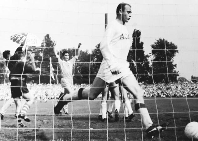 Kampioen tegen Ajax? Limburger Piet Giesen maakte het al eens mee