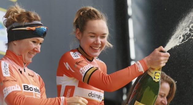 Wie houdt Van der Breggen van tweede zege ?
