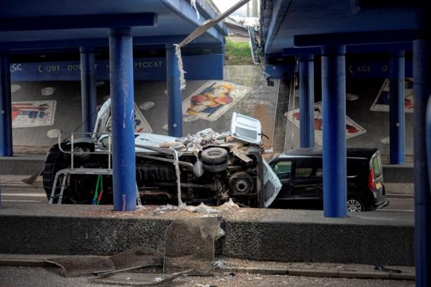 Oorzaak bizar ongeluk Heerlen nog niet bekend, trucker verhoord