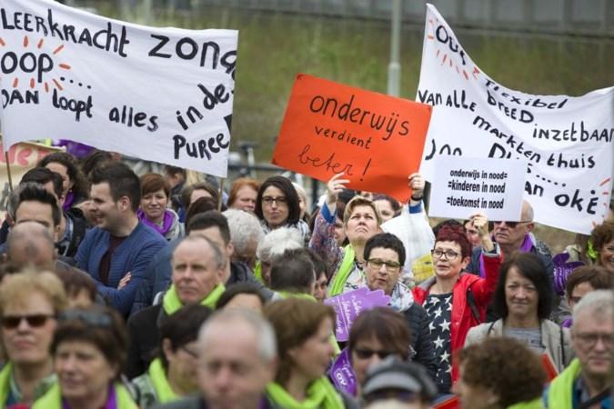 Stakende docenten: 'We moeten nu doorpakken'