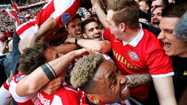 Bijna miljoen kijkers voor ontknoping PSV-Ajax