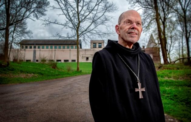 De abt van Mamelis: 'Alleen zijn is soms ook heilzaam'