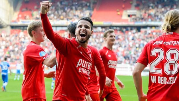 FC Twente wint en komt iets dichter bij Roda
