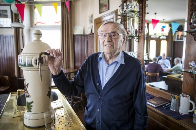 De belofte van een 95-jarige kastelein uit Tegelen