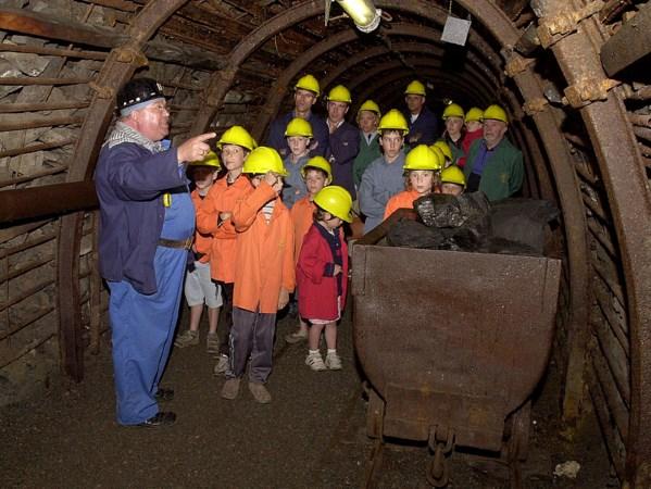 Ontdek de authentieke Blegny-Mine