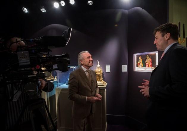 Jo Cortenraedt ontvangt award Gouden Asperge