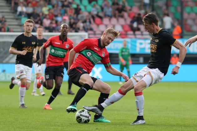Lijnders kan met NEC in slotronde nog titel pakken