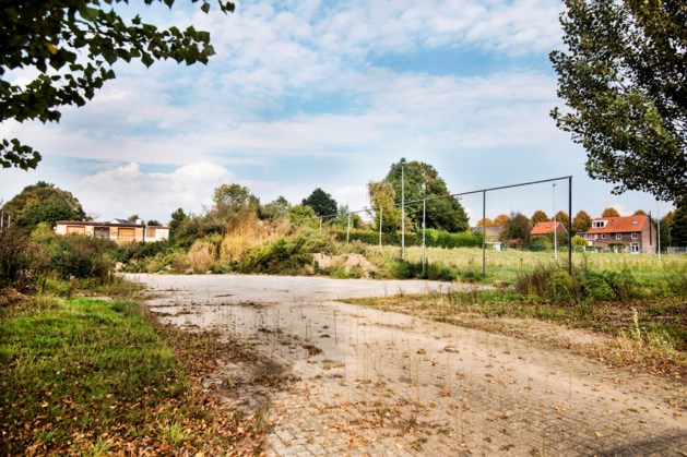'Scouting, wandelen en waterbuffer op oud complex VV Scharn'