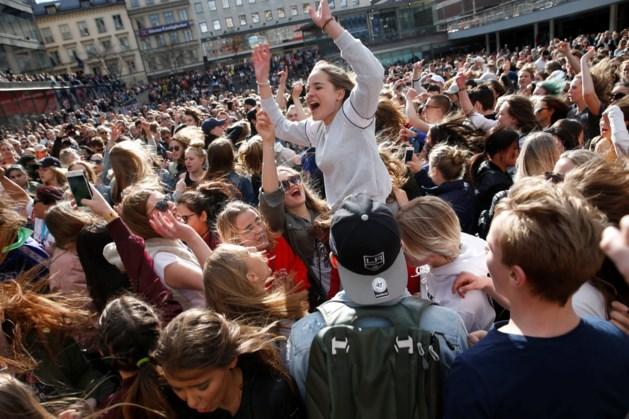 Zweden rouwen massaal om Avicii