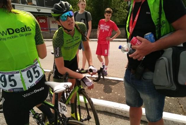 Stultiens verrast zichzelf met zesde plek in Luik