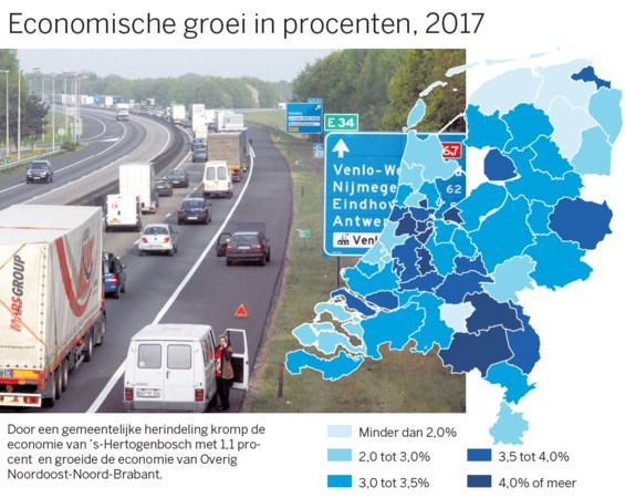 Limburg kan economische vaart Nederland bijbenen