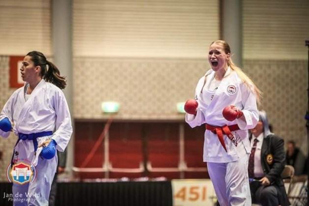 Maastrichtse geselecteerd voor EK karate