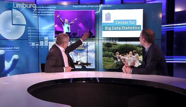 Video: Verzamelen van big data is niet eng