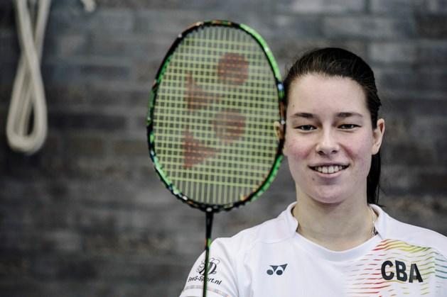 Cheryl Seinen verliest op EK badminton