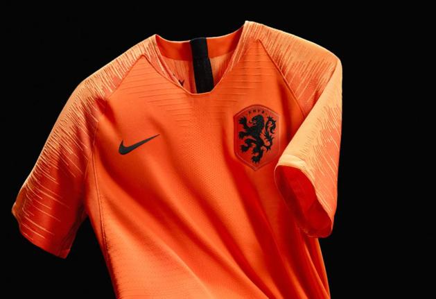 Dit zijn de nieuwe tenues van het Nederlands elftal