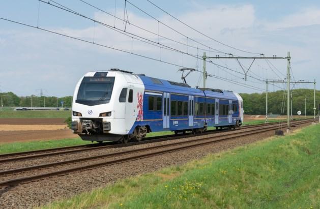 Geen treinen tussen Heerlen en Herzogenrath