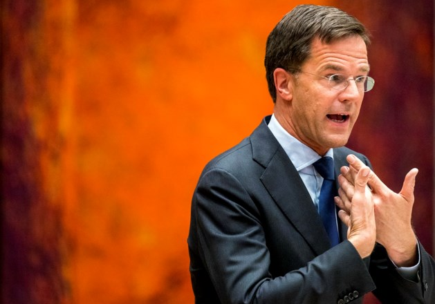 Live: Rutte geeft fout toe in dividenddiscussie