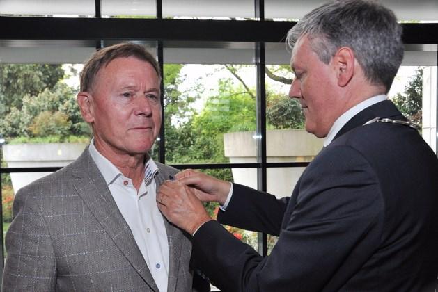 VVV-preses Berden officier in de Orde van Oranje Nassau