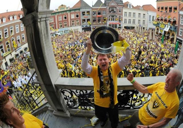 Vertrekkend VVV-voorzitter Berden: 'Het stadion blijft mijn tweede huis'