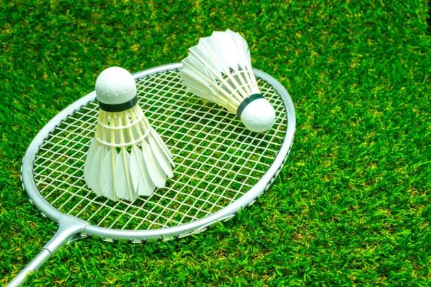 Badmintonster (13) voelt zich te goed voor het vijfde team