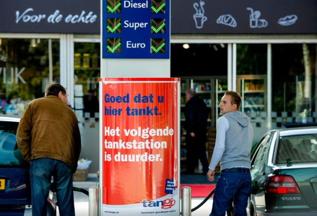 Tanken wordt duurder nu olieprijs blijft stijgen