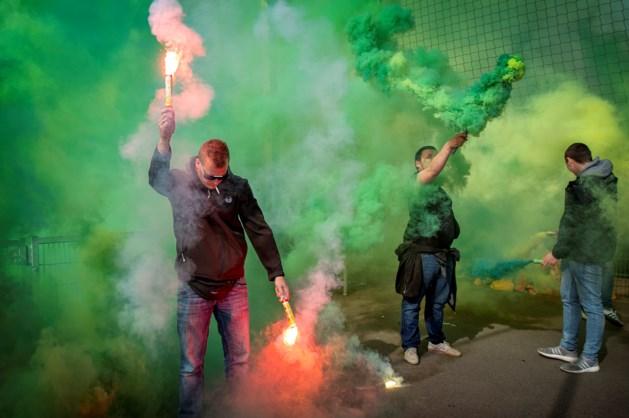 Grote belangstelling voor laatste training Fortuna Sittard