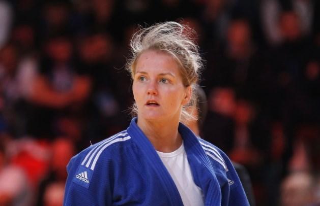 EK eindigt al na 56 seconden voor judoka Franssen