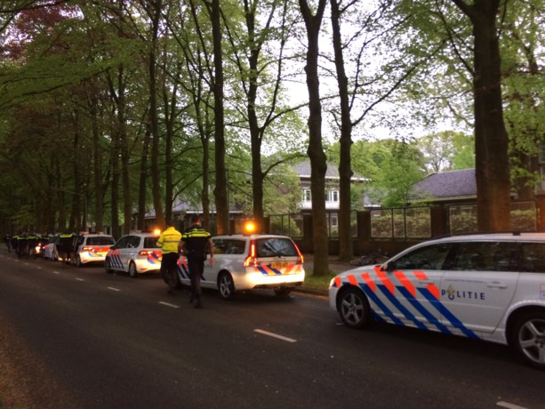 Crisisoverleg na incidenten in azc Weert