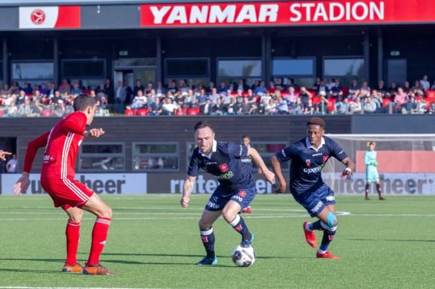 Geen eer te behalen in Almere: seizoen zit erop voor MVV