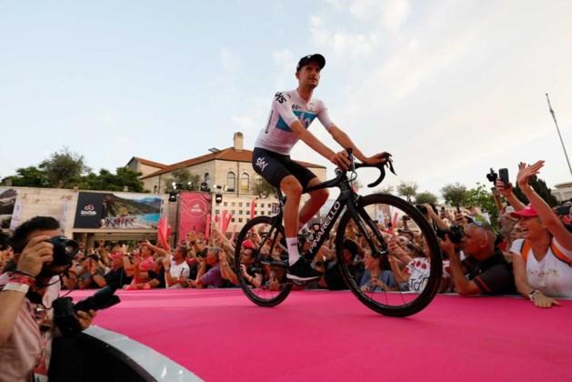 Valse start Poels en Sky in Giro