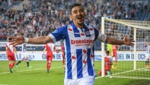 Spektakelstuk in play-offs: Heerenveen nipt langs Utrecht