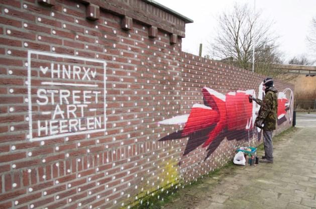 Heerlen steunt nieuwe projecten straatkunst
