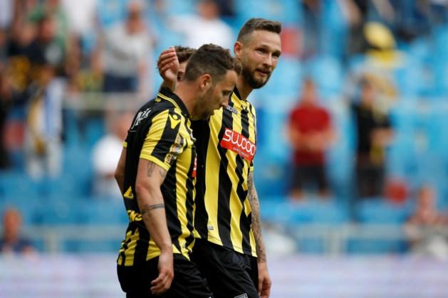 Bryan Linssen met Vitesse naar finale van play-offs