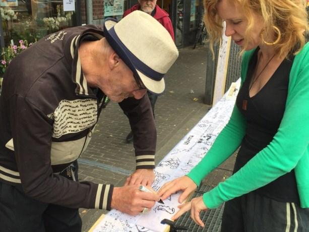 Kunstketel Wittevrouwenveld viert tien jaar buurtkunst
