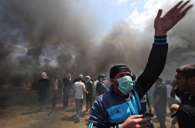 Achtentwintig doden en honderden gewonden bij protesten Gazastrook