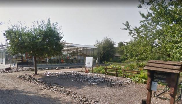 Nieuwe put Historische Groentehof net op tijd