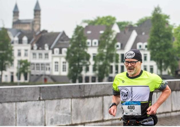 Henk (63) denkt na 400 marathons en ultralopen nog niet aan stoppen