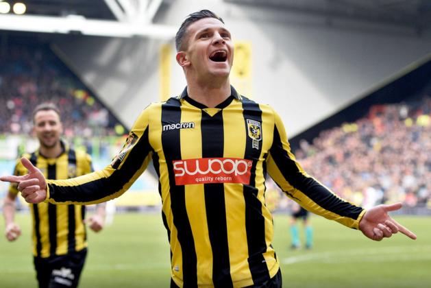 Bryan Linssen nieuwe aanvoerder van Vitesse