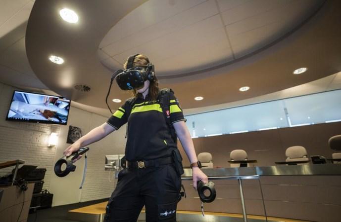 Primeur in Maastricht: virtual reality in rechtszaal