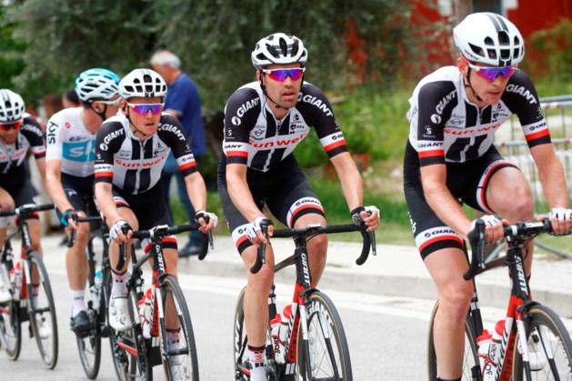 Dumoulin wacht zware beproeving in Giro