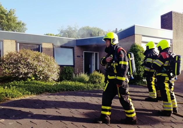 Brand in huis Steyl snel onder controle