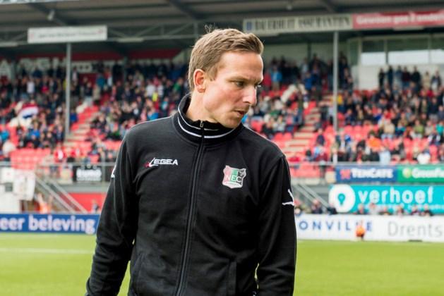 Pepijn Lijnders weg als trainer bij NEC