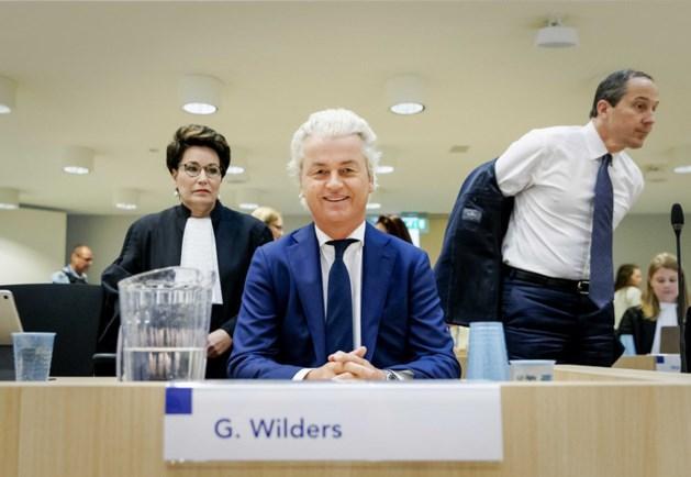'Rechtszaak tegen Geert Wilders moet uitgesteld worden'